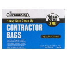 Heavy Duty Contractor Clean-up Bags Product Image