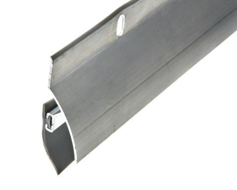 Aluminum Drip Cap And Door Sweep Frost King