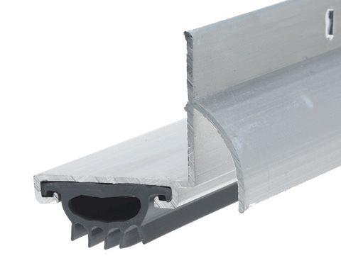 Aluminum Drip Cap and Door Sweep