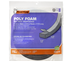 Poly Foam Weatherseal Product Image