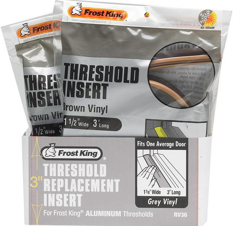 Vinyl Insert Frost King 174 Weatherization Products