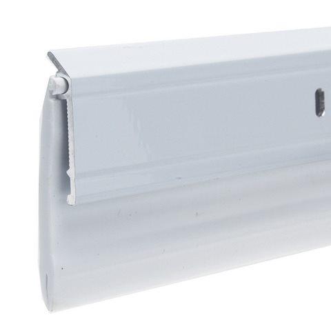 Premium Wide Aluminum And Vinyl Door Sweep Frost King