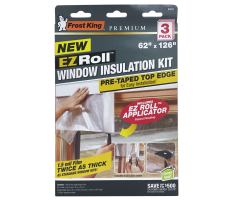 EZRoll™ Window Insulation Kit Product Image