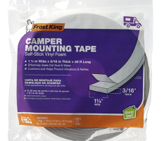 Camper Mounting Tape - Closed Cell  Product Image