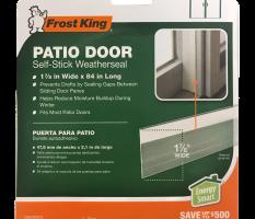 Patio Door Weatherstrip  Product Image