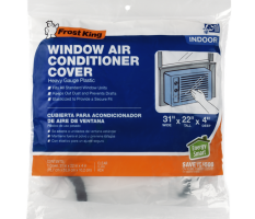 Inside Window Air Conditioner Cover Product Image