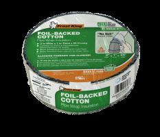 Foil and Cotton Fiberglass Pipe Wrap  Product Image