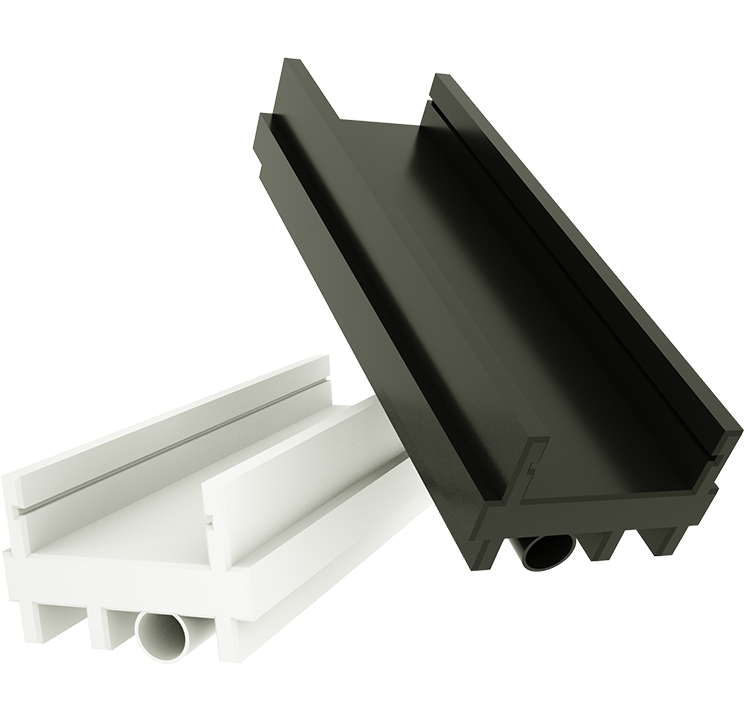Thermoplastic Door Bottoms for Metal or Wood Doors