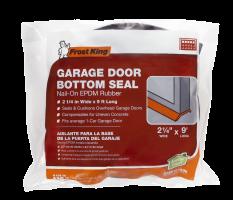 EPDM Rubber Garage Door Bottom Kit Product Image