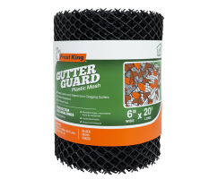 Plastic Mesh Gutter Guard Product Image