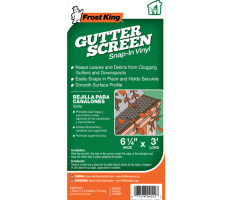 Vinyl Snap-in Gutter Screen Product Image