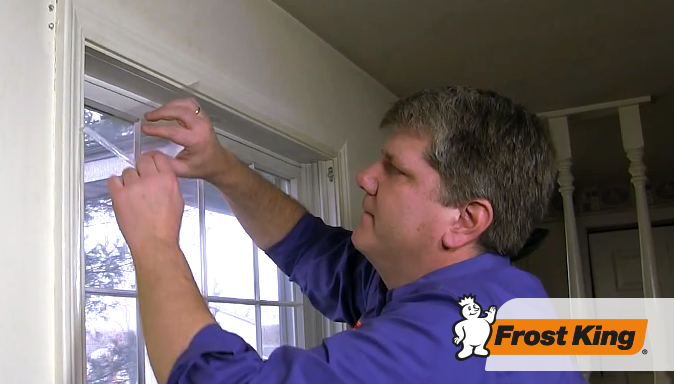 The Right Way to Remove Window Insulation Shrink Kits Tip Image