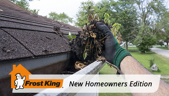 New Homeowners Guide: 6 Home Maintenance Projects to Cross Off Your List this Month Tip Image