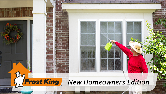 New Homeowner Edition: The EASY Way to Clean Windows and Screens Tip Image