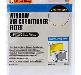 When To Clean Or Replace Window Air Conditioner Filters