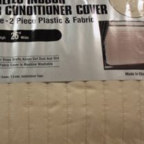 Air Conditioner Covers Prevent Heat Loss Tip Image