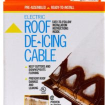 How do I install my Roof Heat Cables? Tip Image