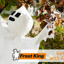 Get Frightful with Frost King! Tip Image