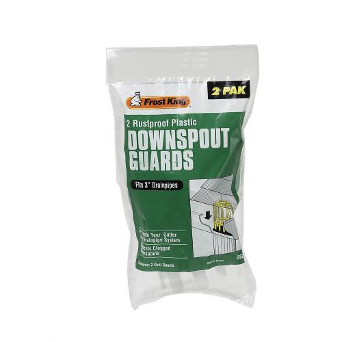 Plastic Downspout Guards