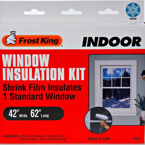 Indoor Shrink Window Kits