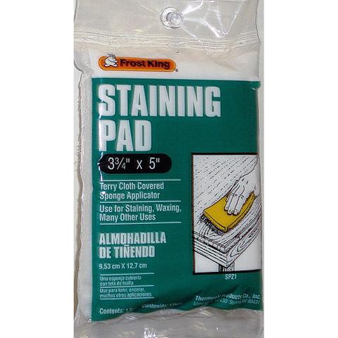 Staining Pad