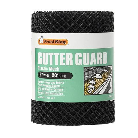 Plastic Mesh Gutter Guard