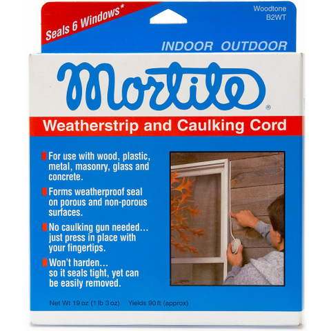 Mortite Caulking Cord