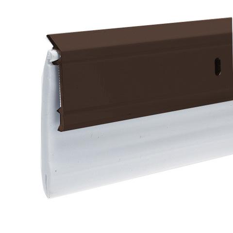 Premium Extra Wide Heavy Duty Aluminum And Vinyl Door