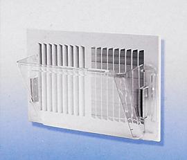 Heat/ Air Deflectors