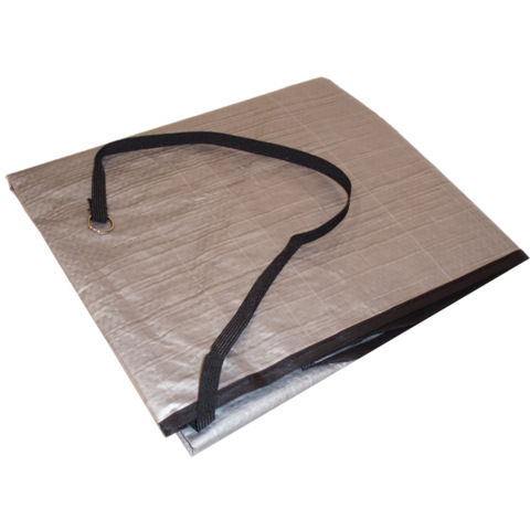 Air Conditioner Covers Outside Decorative Doormats With