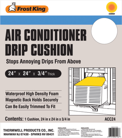 Air Conditioner Accessories Frost King 174 Products
