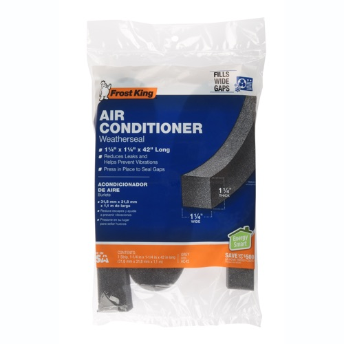 Air Conditioner Weatherseal
