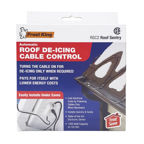 Electric Roof Cable Kits Frost King 174 Products